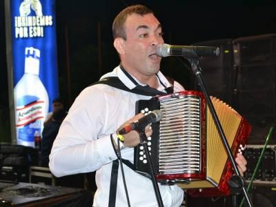 Luis Hernando Contreras Marín,es el nuevo Rey Profesional del Festival de Acordeones del Río Grande de la Magdalena versión 34