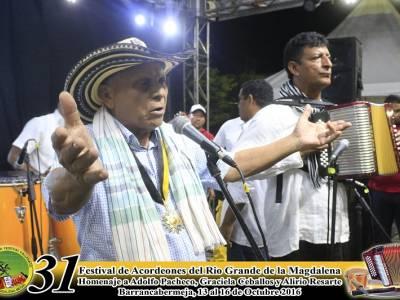 Reyes vitalicios de la canción  vallenata