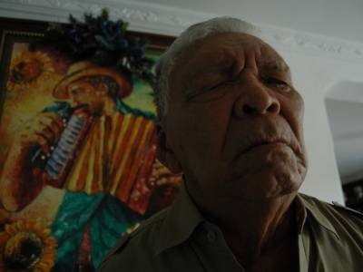 Leandro Díaz, célebre poeta del canto vallenato