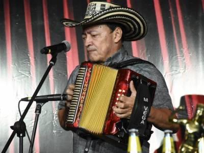 El cartagenero Manuel Vega se coronò rey vallenato 2020