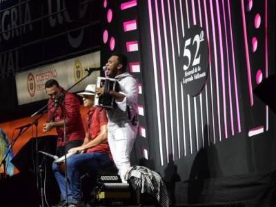 El folclor vallenato amanece con