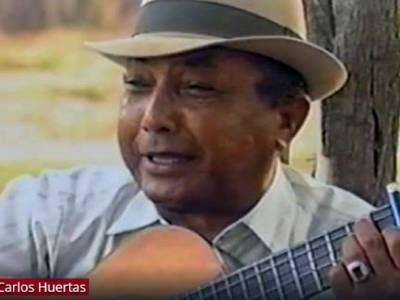 Vallenato bravo: Carlos Huertas, el cantor de Fonseca