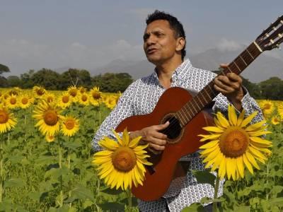 La vez que un girasol se convirtió en canto vallenato