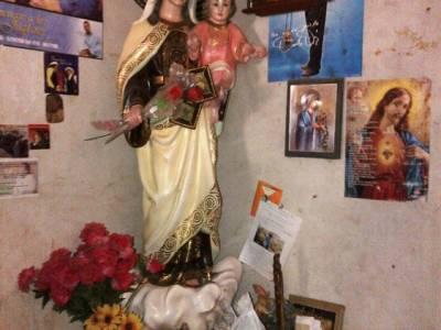 De Juancho para Diomedes, el regalo de la Virgen del Carmen
