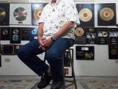 Jorge Oñate, el cantante que grabó más clásico vallenatos