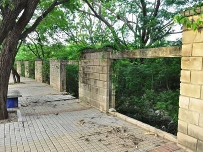 ¿Sin dolientes el Parque de la Leyenda Vallenata