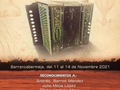 Se abren las inscripciones para el 35º Festival de Acordeones del Río Grande de la Magdalena