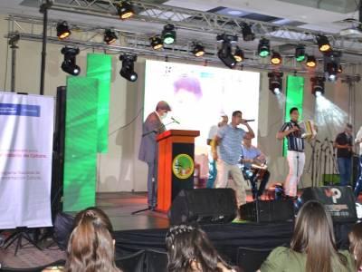 Gran lanzamiento del 35ª Festival de Acordeones del Río Grande de la Magdalena