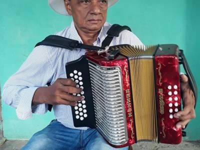 Ramón Lemus, de primer Rey Vallenato en Barrancabermeja a maestro de acordeón
